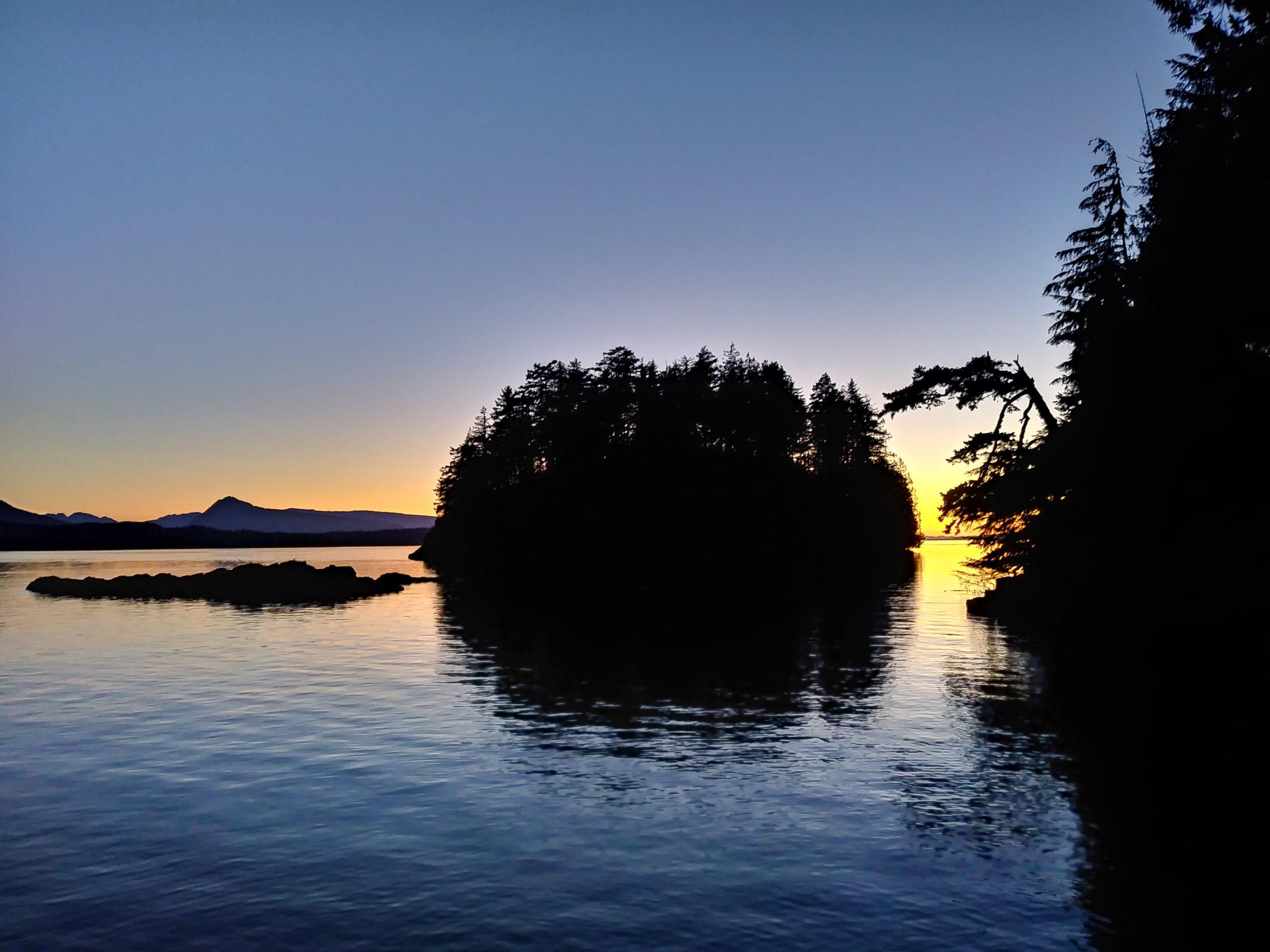 Flower Island, Johnstone Strait, BC