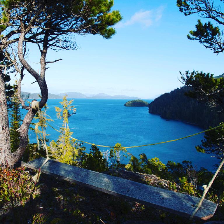 Blinkhorn Trail, Telegraph Cove, BC